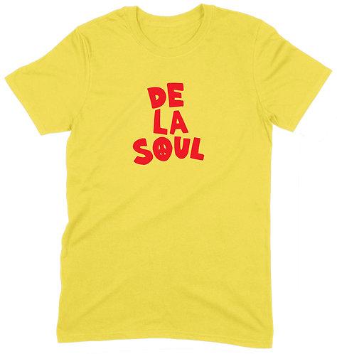 De La Soul Organic T-Shirt