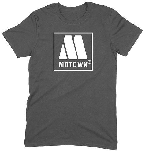 Motown T-Shirt - LARGE / CHARCOAL / ORGANIC STANDARD