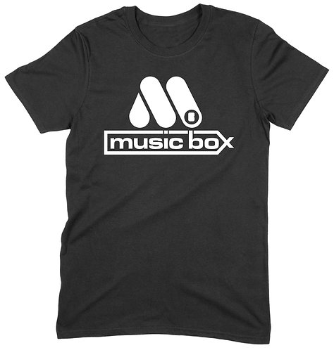 Ron Hardy Music Box T-Shirt