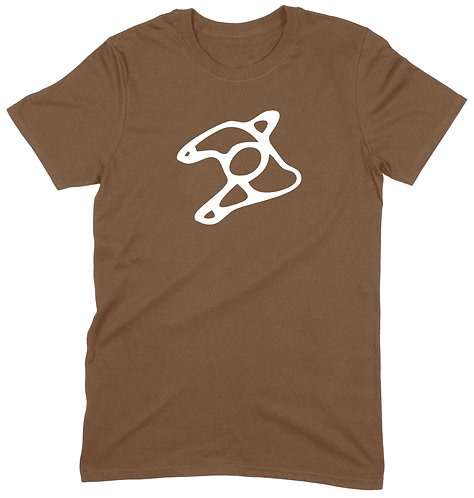 Mute T-Shirt - LARGE / LIGHT BROWN / LIGHTWEIGHT