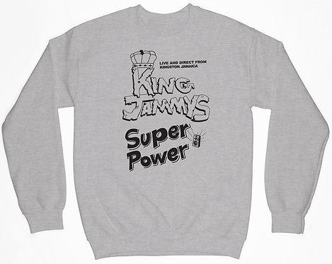 King Jammy's Super Power Sweatshirt