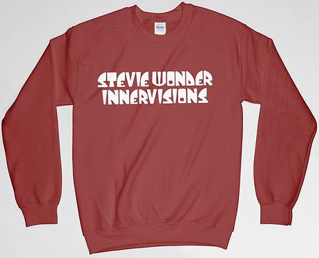 Innervisions Stevie Wonder Sweatshirt