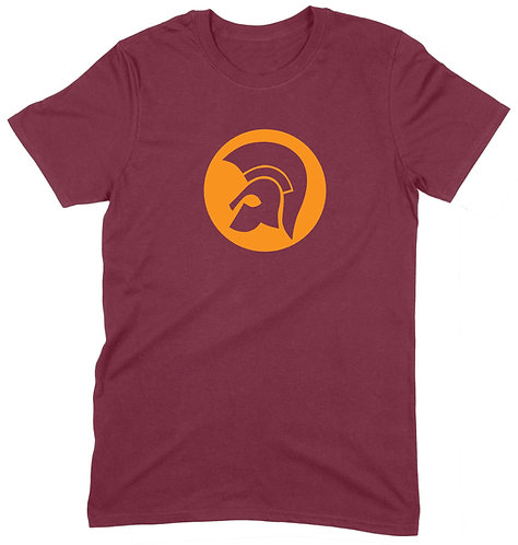 Trojan Crown Organic T-Shirt