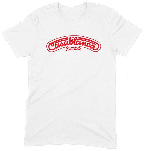 Casablanca T-Shirt - 2XL / WHITE / ORGANIC STANDARD WEIGHT