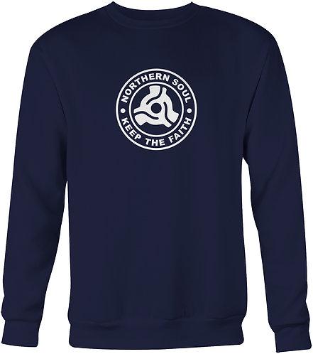 Keep The Faith 45 Sweatshirt