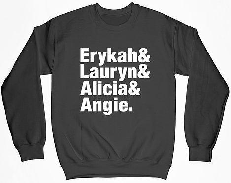 Nu Soul Sisters Sweatshirt