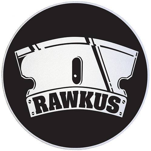 Rawkus Records Slipmats - Double Pack (2 Units)
