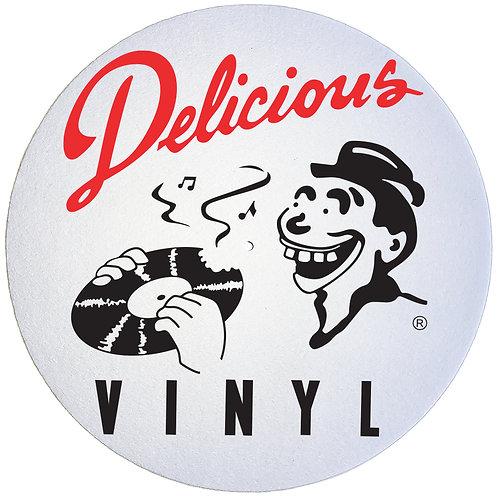 Delicious Vinyl Records Slipmats - Double Pack (2 Units)