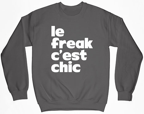 Le Freak Sweatshirt