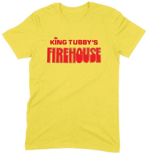 King Tubby's Firehouse Organic T-Shirt