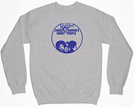 James Brown Funky People Sweatshirt