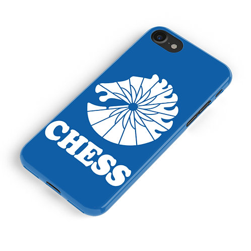 Chess Records iPhone Case