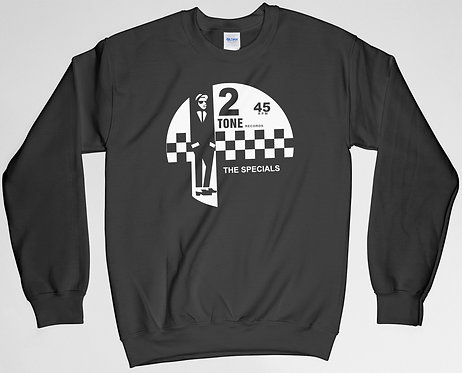 The Specials / 2 Tone Records Sweatshirt