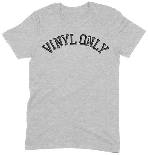Vinyl Only Organic T-Shirt