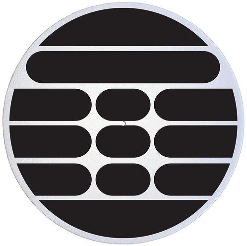 Transmat Records Slipmats - Double Pack (2 Units)