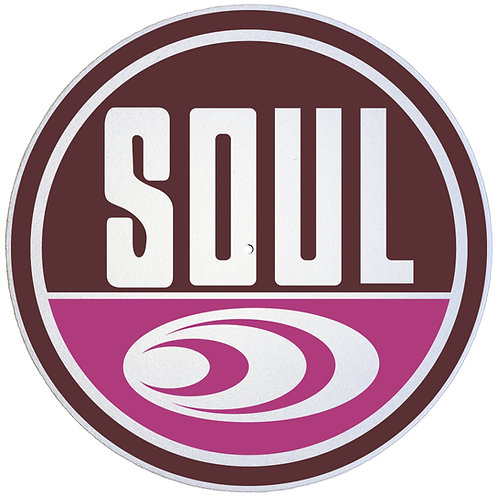 Soul Records Slipmats - Double Pack (2 Units)