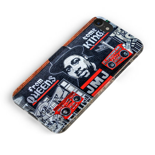 Jam Master Jay Run DMC iPhone Case