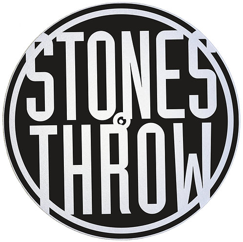 Stones Throw Records Slipmats - Double Pack (2 Units)