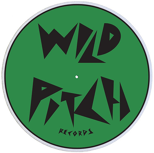 Wild Pitch Records Slipmats - Double Pack (2 Units)