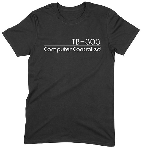 TB-303 Computer Controlled T-Shirt