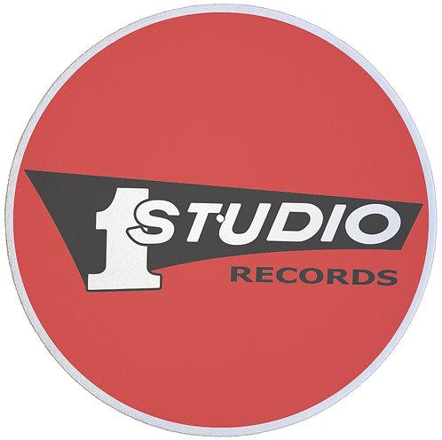 "Studio1 Records Slipmats Double Pack (2 x 7"")"