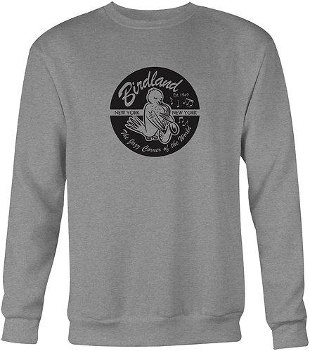 Birdland Jazz Club NYC Sweatshirt