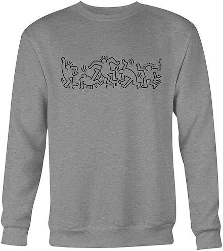 Breakdancers Sweatshirt