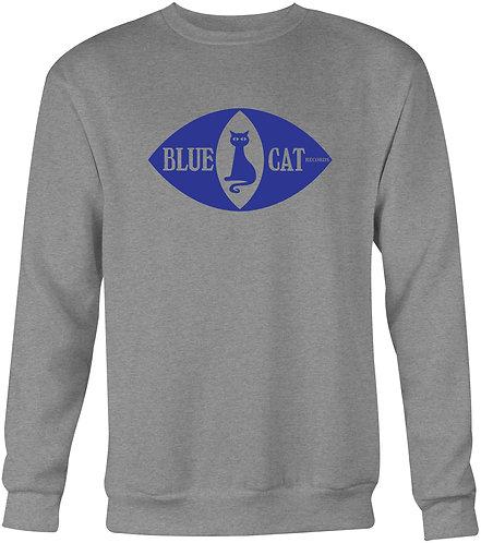 """Blue Cat """"Eye"""" Sweatshirt"""