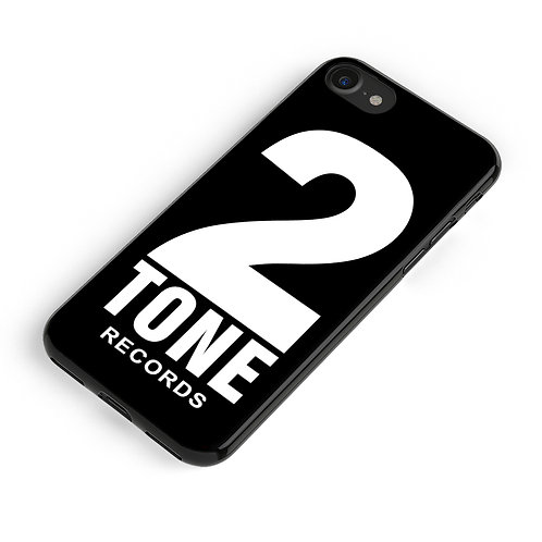 2 Tone Records iPhone Case
