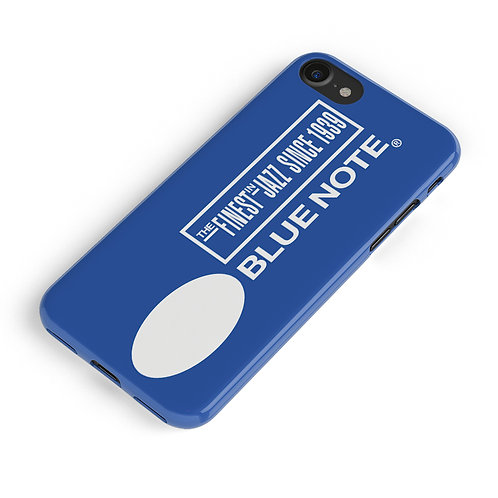 Blue Note Records iPhone Case