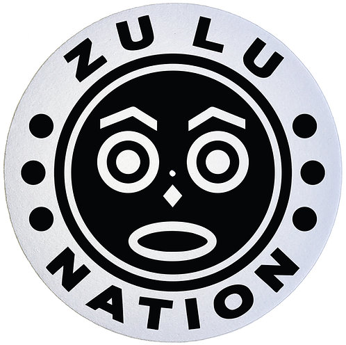 "Zulu Nation Slipmats Double Pack (2 x 7"")"