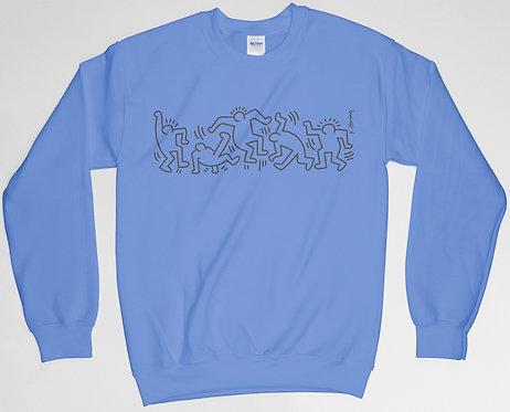 Breakdancers Sweatshirt