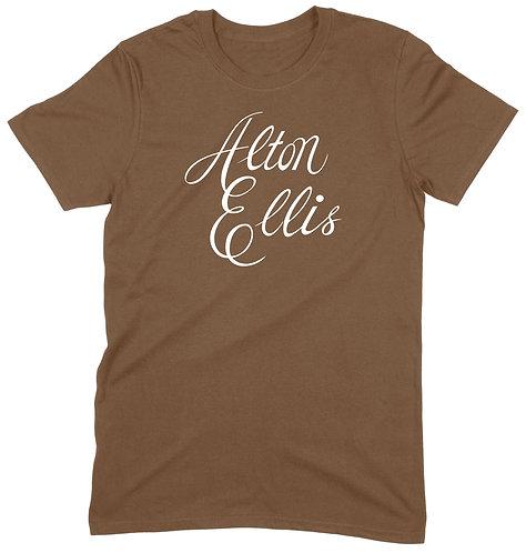 Alton Ellis T-Shirt - 2XL / BROWN / LIGHTWEIGHT