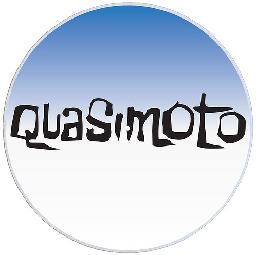 Quasimoto Slipmats - Double Pack (2 Units)