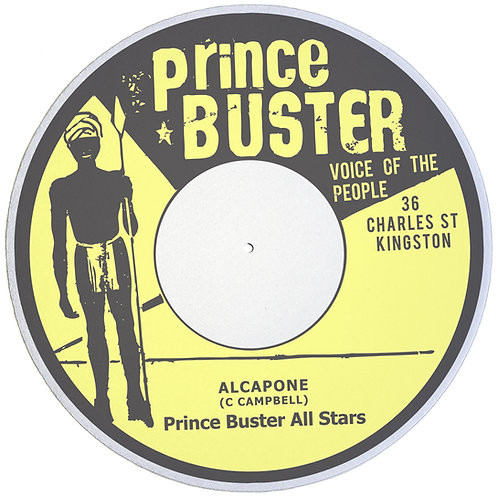 "Prince Buster Voice Of The People Slipmats Double Pack (2 x 7"")"