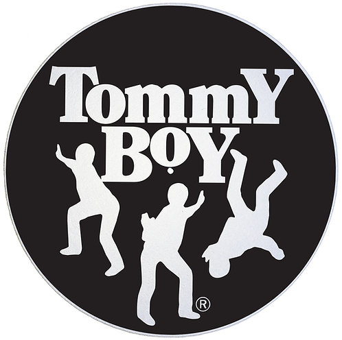 Tommy Boy Records Slipmats - Double Pack (2 Units)