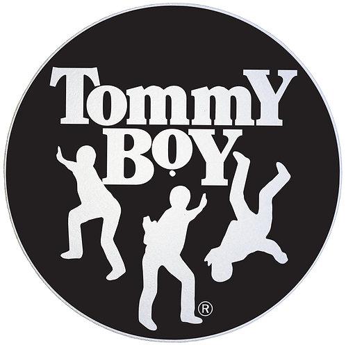"Tommy Boy Records Slipmats Double Pack (2 x 7"")"