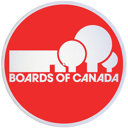 Boards Of Canada Slipmats - Double Pack (2 Units)
