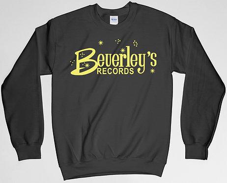 Beverley's Records Sweatshirt