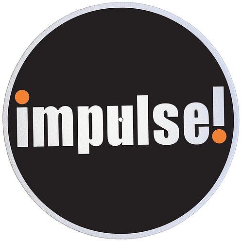"Impulse Records Slipmats Double Pack (2 x 12"")"