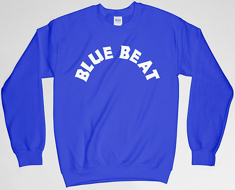 Blue Beat Records Sweatshirt