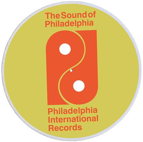 Philadelphia International Records Slipmats - Double Pack (2 Units)
