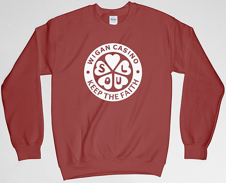 Wigan Casino Sweatshirt