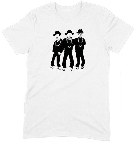 Dope Ropes T-Shirt - MEDIUM / WHITE / ORGANIC STANDARD WEIGHT