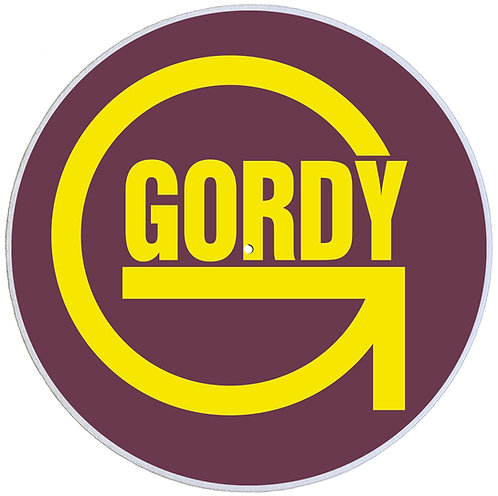 Gordy Records Slipmats - Double Pack (2 Units)