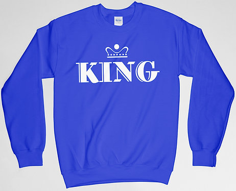 King Records Sweatshirt