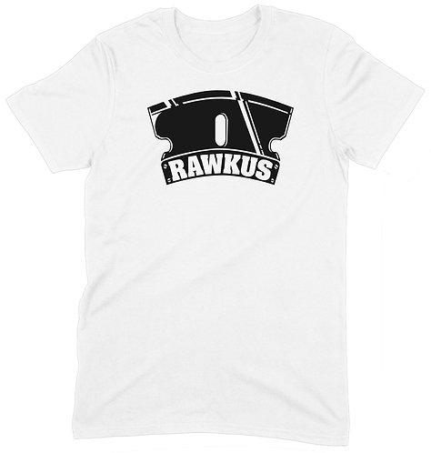 Rawkus T-Shirt - XL / WHITE / ORGANIC STANDARD WEIGHT