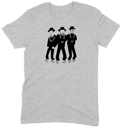 Dope Ropes T-Shirt - 2XL / GREY MARL / ORGANIC STANDARD WEIGHT