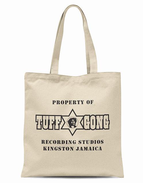 Tuff Gong Organic Cotton Tote Shopper Bag