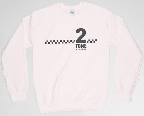 2 Tone Checks Sweatshirt